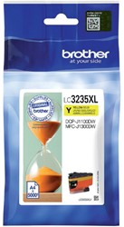 INKCARTRIDGE BROTHER LC-3235XL GEEL -BROTHER INKJET LC3235XLY