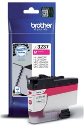 INKCARTRIDGE BROTHER LC-3237 ROOD -BROTHER INKJET LC3237M