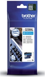 INKCARTRIDGE BROTHER LC-3239XL BLAUW -BROTHER INKJET LC3239XLC
