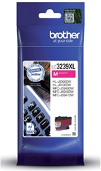 INKCARTRIDGE BROTHER LC-3239XL ROOD -BROTHER INKJET LC3239XLM