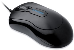MUIS KENSINGTON MOUSE IN A BOX ZWART -MUIZEN K72356EU
