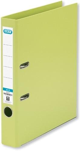 ORDNER ELBA SMART A4 50MM PP LIME GROEN -ORDNERS GEKLEURD 100202108 Lime groen