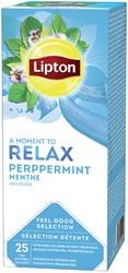 THEE LIPTON RELAX PEPERMUNT -WARME DRANKEN 15871901