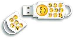USB-STICK INTEGRAL 16GB 2.0 EMOJI -USB STICKS INFD16GBXPREMOJI