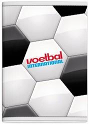 SCHRIFT VOETBAL INTERNATIONAL A4 RUIT -SCHOOL ARTIKELEN 1661270