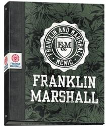 RINGBAND FRANKLIN & MARSHALL BOYS 23 -SCHOOL ARTIKELEN 162FMB223BGROEN GROEN