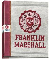 RINGBAND FRANKLIN & MARSHALL BOYS 23 -SCHOOL ARTIKELEN 162FMB223BGRIJS GRIJS