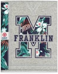 SCHRIFT FRANKLIN & MARSHALL GIRLS A5 -SCHOOL ARTIKELEN 162FMG200B LIJN