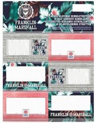 SCHOOLETIKET FRANKLIN & MARSHALL GIR -SCHOOL ARTIKELEN 162FMG280B