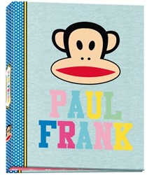 RINGBAND PAUL FRANK JULIUS 23R BLAUW -SCHOOL ARTIKELEN 162PFR223BBLAUW