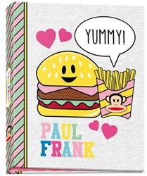 RINGBAND PAUL FRANK JULIUS 23R GRIJS -SCHOOL ARTIKELEN 162PFR223BGRIJS