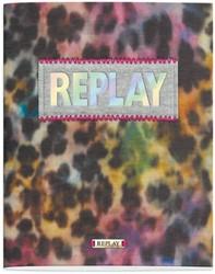 SCHRIFT REPLAY FASHION GIRLS A5 LIJN -SCHOOL ARTIKELEN 162RPG200B