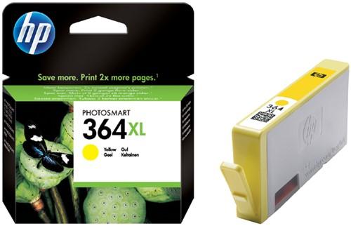 INKCARTRIDGE HP 364XL CB325EE HC GEEL -HP INKJET 1417951