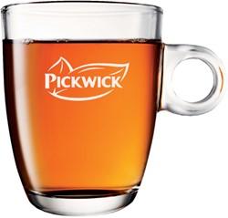 PICKWICK GLAS DOUWE EGBERTS 28CL -SERVIES EN BESTEK 1901879 PICKWICK GLAS DOUWE EGBERTS 28CL