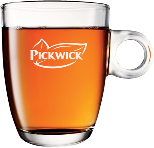 PICKWICK GLAS DOUWE EGBERTS 28CL 6 -SERVIES EN BESTEK 1901879 STUKS