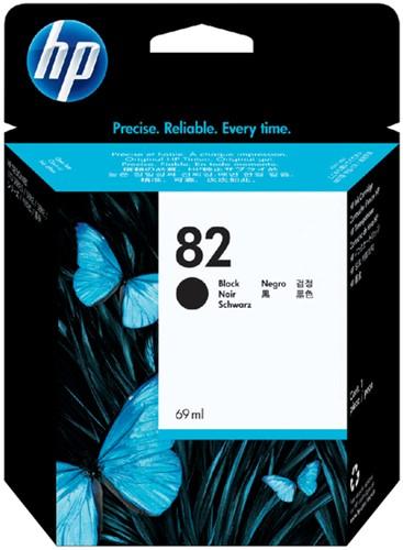 INKCARTRIDGE HP 82 CH565A HC ZWART -HP INKJET 1457368