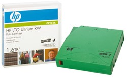 DATATAPE HP LTO ULTRIUM 4 C7974A RW -DATA TAPES 1350854 1.6TB