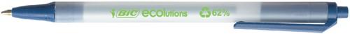 BALPEN BIC ECOLUTIONS CLIC STIC BLAUW -BALPENNEN WEGWERP 8806891