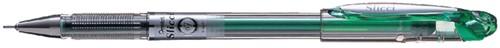 GELSCHRIJVER PENTEL SLICCI BG207 0.3MM -GELPENNEN WEGWERP 014248 GROEN