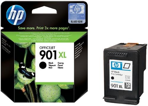 INKCARTRIDGE HP 901XL CC654AE HC ZWART -HP INKJET 1553575