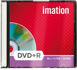 Recordable dvd's