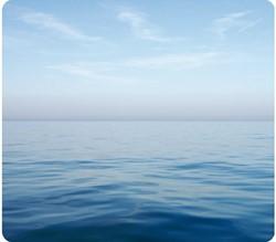 MUISMAT FELLOWES NATUUR BLAUWE OCEAAN -MUISMATTEN 5903901 228X203MM