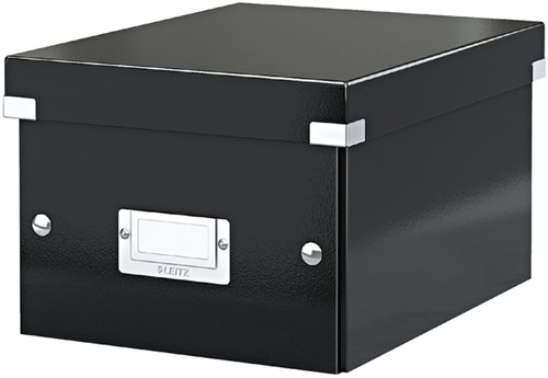 OPBERGBOX LEITZ CLICK&STORE -OPBERGBOXEN 60430095 200X148X250MM ZWART