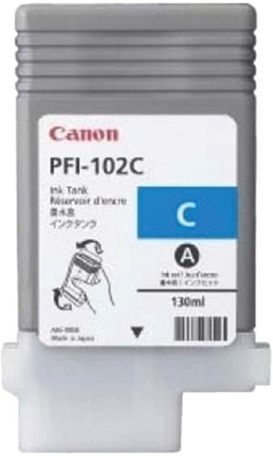 INKCARTRIDGE CANON PFI-102 BLAUW -CANON INKJET 1188713