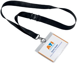 BADGE DURABLE 8600 +TEXTIELBAND 60X90MM -VEILIGHEIDSPASHOUDERS 860001 BADGE DURABLE 8600 +TEXTIELBAND 60X90MM