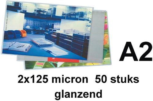 LAMINEERHOES GBC A2 2X125MICRON -LAMINEERHOEZEN 3745099