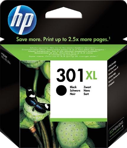 INKCARTRIDGE HP 301XL CH563EE HC ZWART -HP INKJET 1593426