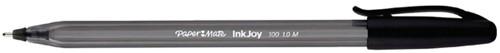 BALPEN PAPER MATE INKJOY 100 DOP M -BALPENNEN WEGWERP S0957120 ZWART