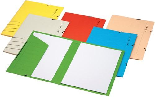 Elastomap secolor folio geel -E184306 3184306