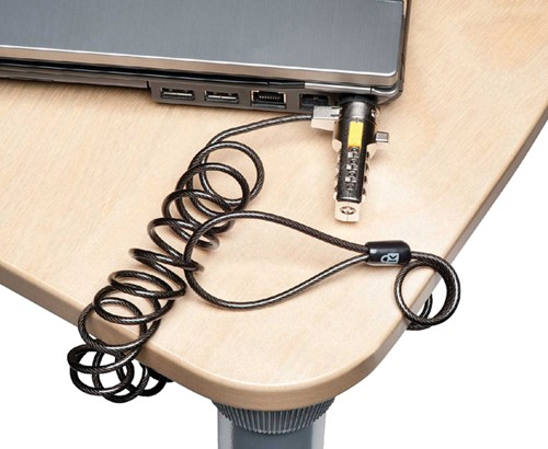 BEVEILIGINGSSET KENSINGTON PORTABLE -PC BEVEILIGING K64670EU LAPTOP LOCK