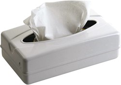 DISPENSER PRIMESOURCE FACIAL TISSUE WIT -SANITAIR DISPENSERS 60275