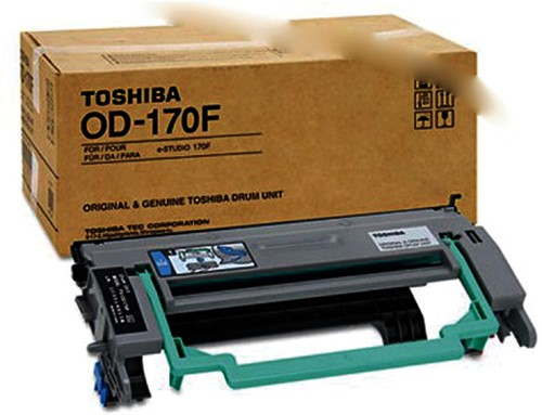 DRUM TOSHIBA OD-170F ZWART -TOSHIBA DRUM FUSER ETC. TOSTR170F Drum toshiba od-170f