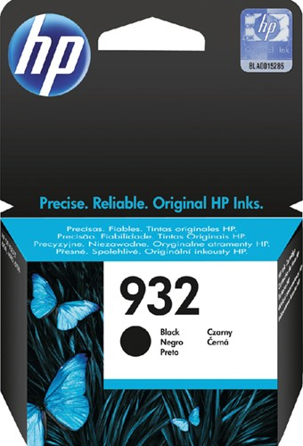 INKCARTRIDGE HP 932 CN057AE ZWART -HP INKJET 1746762