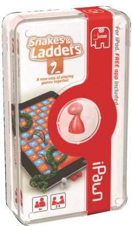 Spel ipawn jumbo slangen & ladders -C7603 17603