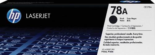 TONERCARTRIDGE HP 78A CE278A 2.1K ZWART -HP TONER 1556246