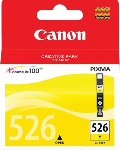 INKCARTRIDGE CANON CLI-526 GEEL -CANON INKJET 1603840