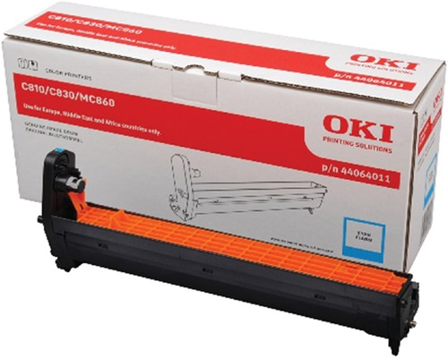 DRUM OKI 44064011 BLAUW 20K -OKI DRUM FUSER ETC. 44064011
