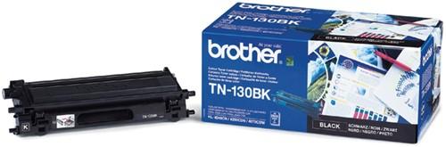 TONER BROTHER TN-130 2.5K ZWART -BROTHER TONER TN130BK TONER BROTHER TN-130