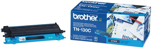 TONER BROTHER TN-130 1.5K BLAUW -BROTHER TONER TN130C TONER BROTHER TN-130C BLAUW