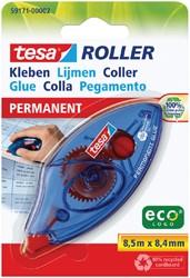 LIJMROLLER TESA PERM -LIJMEN 59171-00002-04 LIJMROLLER TESA WEGWERP PERM 59171
