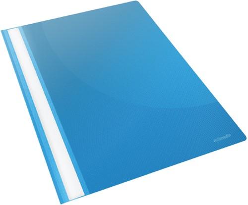SNELHECHTER VIVIDA A4 PP BLAUW -SNELHECHTMAPPEN 28322 Snelhechter leitz 28322 a4 pp blauw