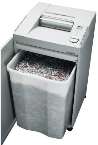 Papiervernietiger ideal 2604 cc -P26049111 I26049111 4x40mm+onderkast