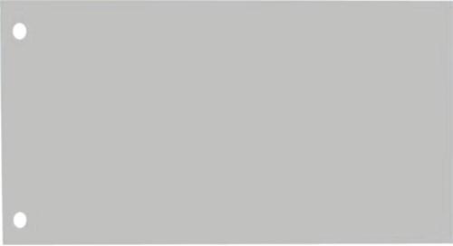 SCHEIDINGSSTROOK ELBA 2R 120X225MM -SCHEIDINGSSTROKEN 100590058 190GR GRIJS