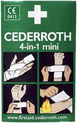 BLOEDSTOPPER CEDERROTH MINI VERBAND -EHBO ARTIKELEN SAL1911 GROOT