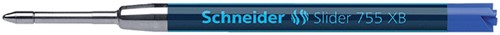 BALPENVULLING SCHNEIDER 755 SLIDER -BALPENVULLINGEN S-175503 JUMBO XBR BLAUW