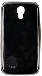HOES CASE SAMSUNG S4 TPU ZWART -SMARTPHONE HOEZEN EN TASJES 2104200001 COMPUTERTASSEN